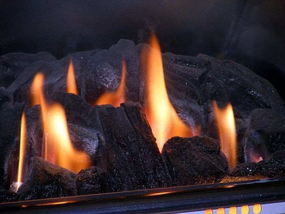 Top Gas Fireplaces