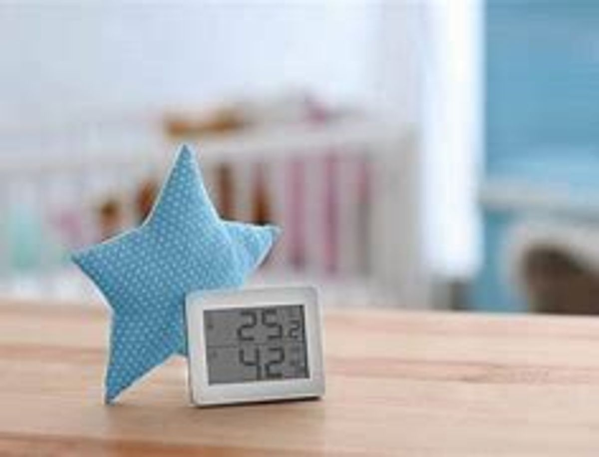 Best baby room thermometers