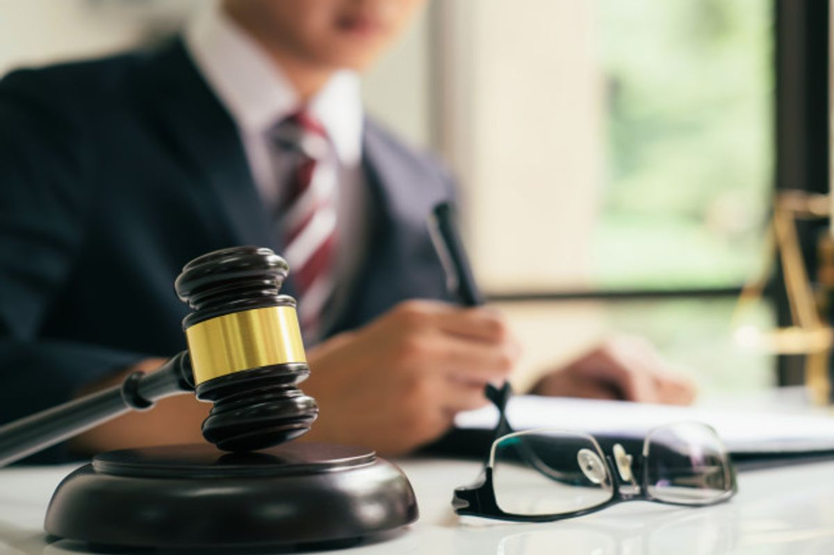 Lawyer in china