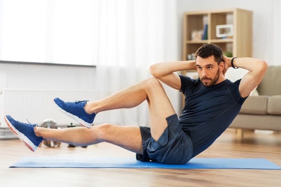 Men Exercise