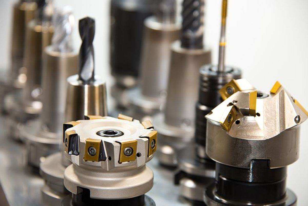 CNC Metal Parts Machining