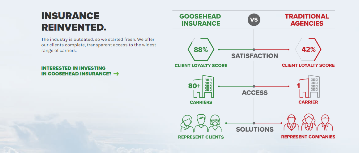 Goosehead Insurance Reviews