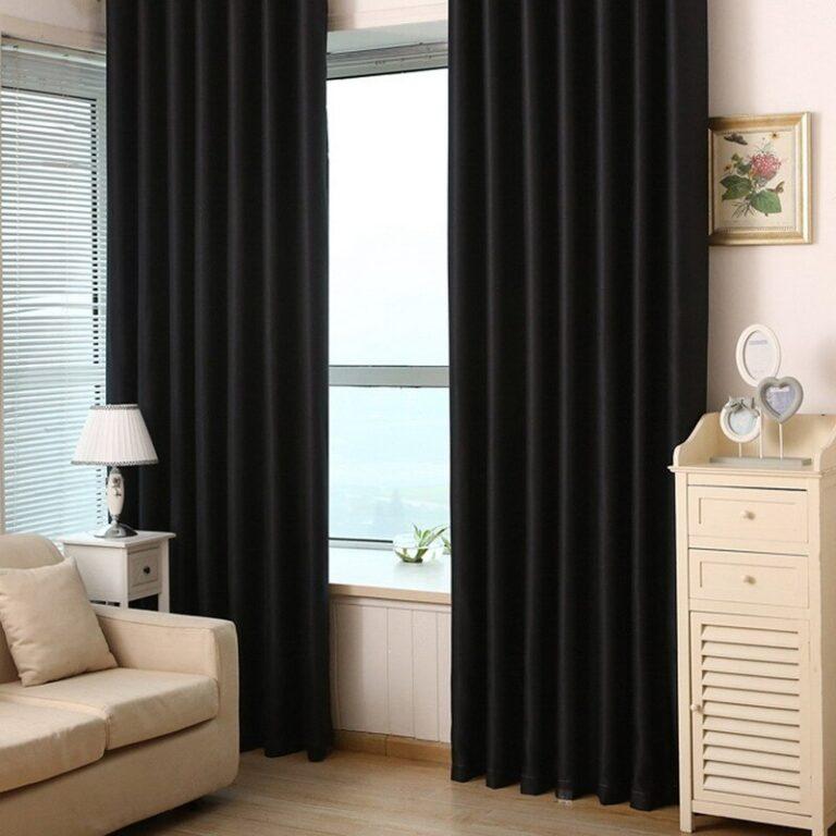 Blakout curtains