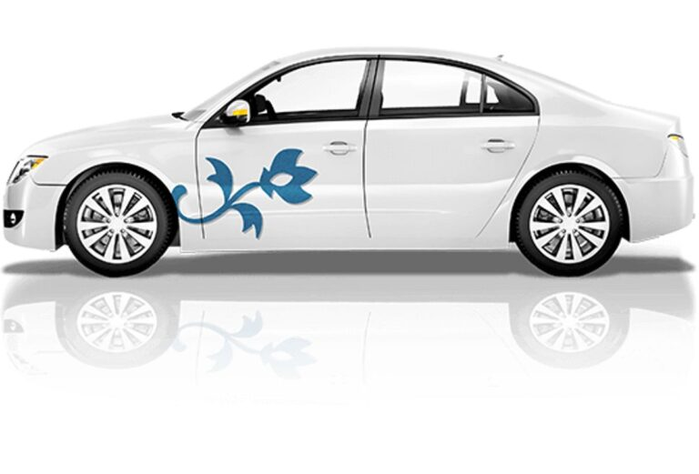 Advertising Now Takes Turn Towards Betterment With Custom Car Decals