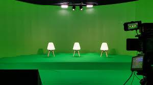 Green Screen Filming